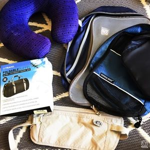 Accessories - Jet setting travel kit